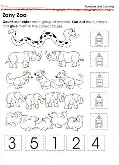Volume Of Cylinders Worksheet Excel Sea Animal Number Count Worksheet  Matemtiques  Pinterest  Metric Unit Conversion Worksheets Excel with The Tell Tale Heart Worksheets Excel Animal Number Count Worksheet For Kids   Crafts And Worksheets For  Preschool Dna Structure Worksheet