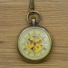 $62.00 (Buy here: https://alitems.com/g/1e8d114494ebda23ff8b16525dc3e8/?i=5&ulp=https%3A%2F%2Fwww.aliexpress.com%2Fitem%2Fwholesale-fashion-self-wind-Mechanical-Pocket-Watch-men-roman-number-vintage-retro-Stylish-bronze-fob-watches%2F32680842166.html ) wholesale fashion self wind Mechanical Pocket Watch men roman number vintage retro Stylish bronze fob watches brass hour new for just $62.00