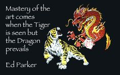 Kenpo Tiger and Dragon Martial Arts Quotes, Martial Arts Workout, Martial Arts Training, Boxing Workout, Karate Quotes, Kenpo Karate, Martial Arts Techniques, Warrior Quotes, Aikido