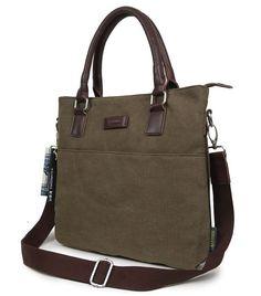d2bc1e4cdccd 2013 NEW Novelty Coffee Mens Vintage Canvas Bag Shoulder Bag Messenger Tote  Bag