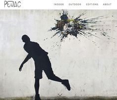 My new website is now online WWW.PEJAC.ES  A fresh new platform to welcome all the exciting and upcoming projects (Link in bio) #pejac by pejac_art