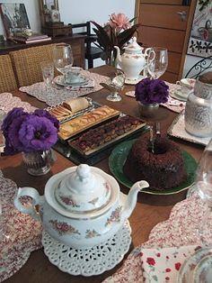 Projetos Inventivos - chá da tarde