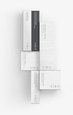 Etnia Cosmetics Designed by Lavernia - Cienfuegos, Spain #packaging