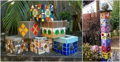 10 Amazing Outdoor Cinder Block Projects 6