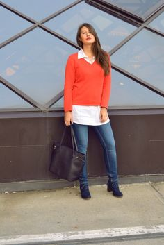 """My everyday """"to go"""" outfit Sofa Styling, To Go, Fashion Outfits, Blog, Fashion Suits, Blogging, Dressy Outfits"""