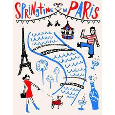 Buchtipp: Everyone loves Paris | Harper's BAZAAR