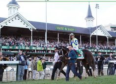 A Derby 'Dream' Come True | TDN | Thoroughbred Daily News | Horse Racing News, Results and Video | Thoroughbred Breeding and Auctions
