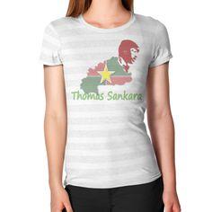 Thomas Sankara Women's T-Shirt
