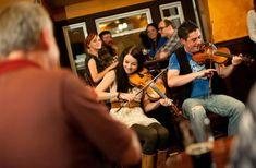 Consider a 'Ceilidh (kay-lee) tour on Cape Breton, a hub of celtic folk music in Nova Scotia. Tours are available. Gaelic Words, Cape Breton, Folk Music, Nova Scotia, Trip Advisor, Celtic, Tours