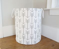 Wonderful Extra Large Fabric Storage Hamper Laundry By Littlehenstudio