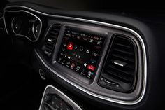 2015 Dodge Challenger Interior 2015 Dodge Charger, Dodge Challenger Interior, 2011 Dodge Challenger, Car Ui, Car Interior Decor, Car Detailing, Muscle Cars, Dream Cars