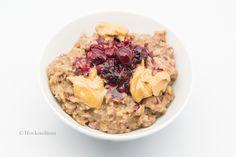 Rye Protein Porridge