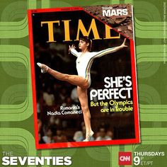 """Nadia Comaneci will forever be remembered as the first #gymnast to achieve the perfect score of 10 in #Olympic competition on the way to winning three gold medals at the 1976 Montreal Games. Comaneci, who was just 14, went into the Olympics with admittedly """"very, very low expectations"""" -- but in the space of a few short days became one of the most recognizable athletes on the planet. Which Olympic sport do you look forward to watching the most?"""