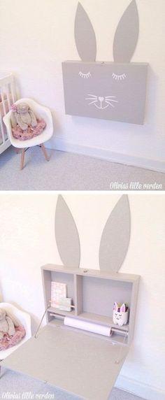 decoração criativa para menina