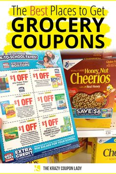 Coupons For Free Items, Free Printable Grocery Coupons, Free Coupons By Mail, Where To Get Coupons, Rebate Apps, Couponing For Beginners, Save Money On Groceries, Extreme Couponing, Print Coupons