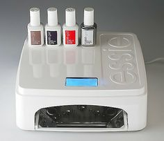 Essie Gel Polish and UV LED lamp coming soon to a salon near you. But what's different about this formula? Click through to find out.