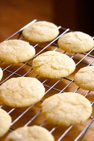 Cookbook Confessions: perfect lemon cookies
