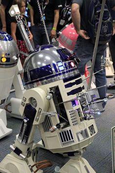 R2-D2 at Star Wars Celebration