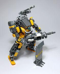 LEGO Robot Mk10-11 http://www.flickr.com/photos/142497481@N02/32327466476/