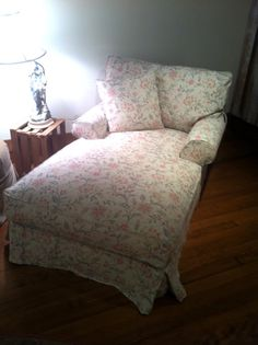 SHABBY CHIC® New Comfy Chaise