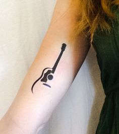 12 Meilleures Images Du Tableau Tatouage Guitare Music Tattoos