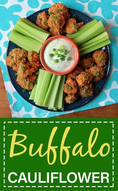Keto buffalo cauliflower bites are crispy spicy and delicious. This classic appetizer has just 18 calories and net carbs. Keto buffalo cauliflower bites are crispy spicy and delicious. This classic appetizer has just 18 calories and net carbs. What Is Cauliflower, Baked Cauliflower Bites, Buffalo Cauliflower Bites, Cauliflower Recipes, Appetizer Recipes, Keto Recipes, Appetizers, Sweets Recipes, Appetizer Ideas