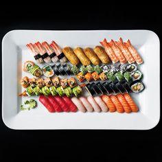 Four meal drive big at Sticks n Sushi Copenhagen