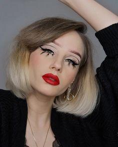 Fake Lashes, Eyelashes, Creative Makeup Looks, Maya, Halloween Face Makeup, Photo And Video, Amazon, Instagram, Style