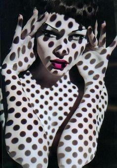 Dots   Keep the Glamour   BeStayBeautiful