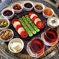 Persian morning meal | Iranian breakfast…