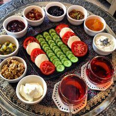 Persian morning meal   Iranian breakfast https://plus.google.com/111919064127951337481