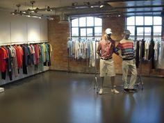Hugo Boss London HQ Golf Outfit, Golf Shirts, Hugo Boss, Jumper, Trousers, London, Clothes, Shopping, Trouser Pants