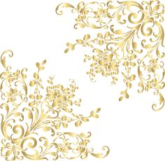 Arany sarok PNG Clip art kép | Yopriceville galéria - Kiváló minőségű képek és átlátszó PNG szabad Clipart
