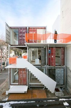 Awesome Ideas You Can Learn About Shipping Container Apartment 20