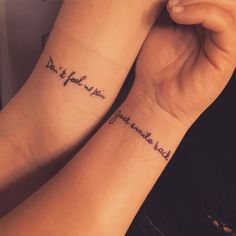 Tattoo Submission: Jade and Manon (Toulouse, France)