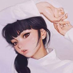 White Shirt- Ilya Kuvshinov