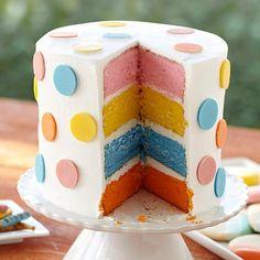 Hitting the Sweet Spot Cake