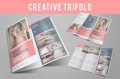 Creative Trifold by rinatyassari on @creativemarket