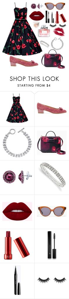Designer Clothes, Shoes & Bags for Women Dior Forever, Forever 21, Morphe, Salvatore Ferragamo, Christian Dior, Madewell, Kate Spade, Shoe Bag, Polyvore