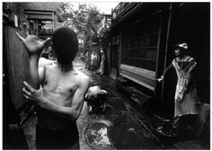 Daidō Moriyama (森山 大道 Moriyama Daidō, born October is a Japanese photographer noted for his images depicting the breakdown of traditional values in post-war Japan. Moriyama received the.