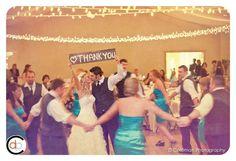 A fabulous wedding thank you idea | D Coleman Photography