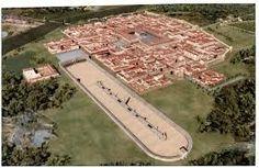 siva de referencia el circo romano(actual calle de la paz