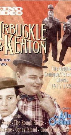 Coney Island (1917). Directed by Roscoe 'Fatty' Arbuckle.  With Roscoe 'Fatty' Arbuckle, Buster Keaton, Joe Bordeaux, Jimmy Bryant. Roscoe tries to dump his wife so he can enjoy the beach attractions. Buster arrives with Alice who is taken away from him by Al who loses her to Roscoe. Bathing beauties and Keystone Kops abound.