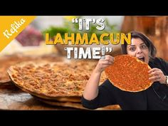 YOU LOVE PIZZA? Then You MUST Try This Crusty and Juicy Lahmacun Recipe + Easy BONUS Way w/ Lavash - YouTube Turkish Recipes, Italian Recipes, Armenian Recipes, Turkish Sweets, Fish And Meat, Special Recipes, Fun Recipes, Love Pizza, Fresh Fruits And Vegetables