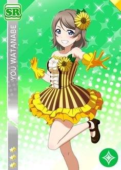 Love Live! School Idol Festival | Watanabe You