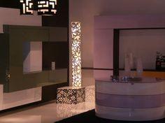 floor lighting | Modern Lighting Designs Ideas with Modern Floor Lamps Floral Pattern ...