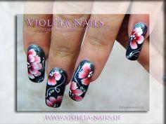 #Nagelstudio #München #Violeta #Nails #Nailart #Naildesign #Nageldesign