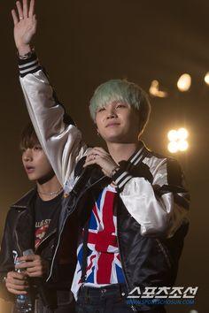 [Picture/Media] BTS at 2015 Super Seoul Concert [151212] | btsdiary