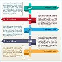 Modern Timeline Template for PowerPoint