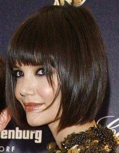Katie Holmes Bob Hair